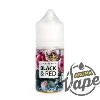 Жидкость ICE PARADISE Black&Red 30 ml salt 1,2%