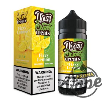 Жидкость Doozy Sweet Treats - Fizzy Lemon 100ml (3мг)